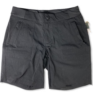 Small Active Life Black Stretch Shorts